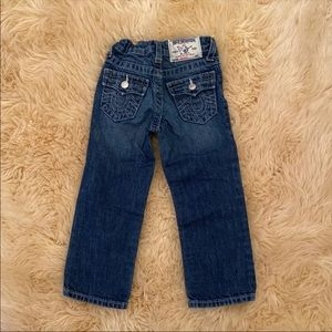 True Religion 4T boys jeans